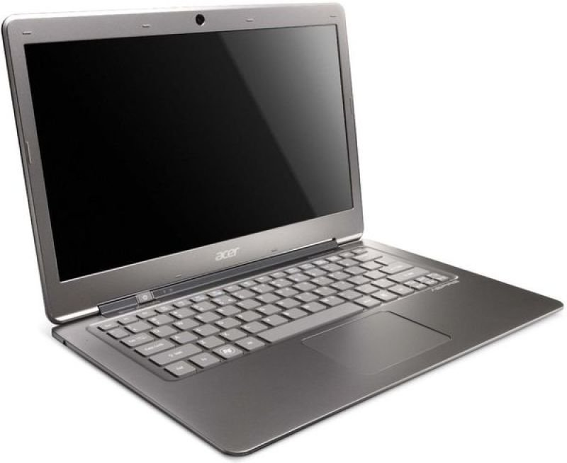 "Acer Aspire S3-951 Ultrabook, Intel Core I7-2637m 1.7ghz, 4gb Ram, 500gb Hdd, 13.3"" Led, Noopt, Intel Hd, Webcam, Bluetooth, Windows 7 Home Premium 64"