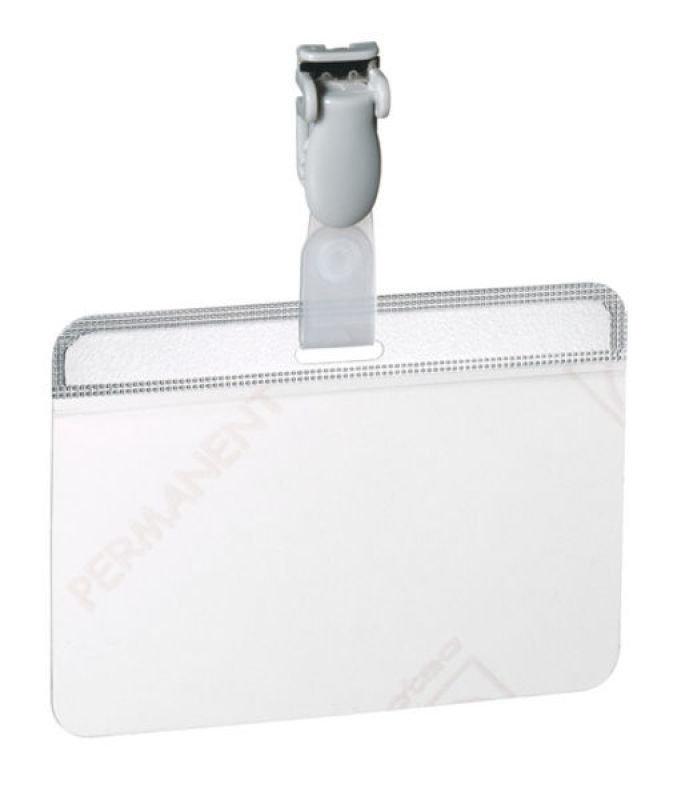 Durable Self Laminating Badge 54x90 mm 25 Pack