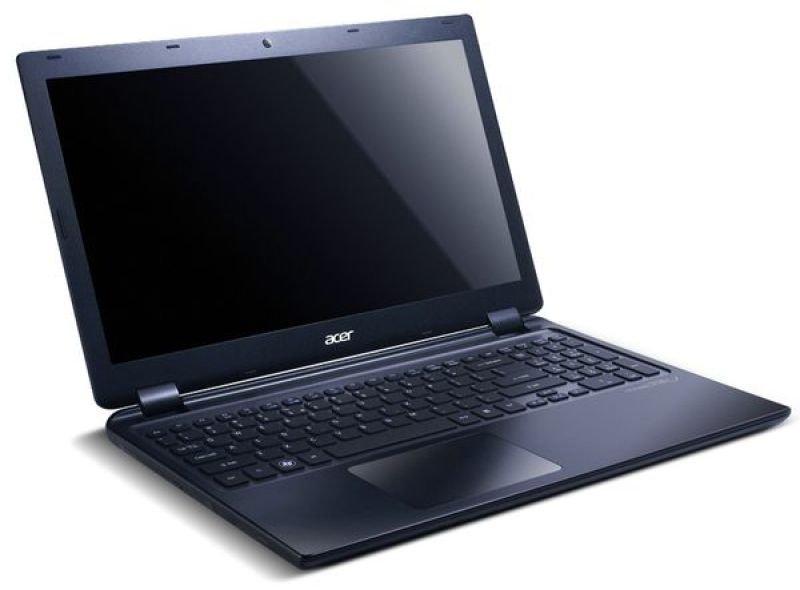 "Acer Aspire Timeline Ultra M3 Laptop, Intel Core I3 2367m 1.4ghz, 500gb Hdd, 4gb Ram, 15.6"" Hd Led, Dvdrw, Gf Gt640m, Webcam, Windows 7 Home Premium 64"