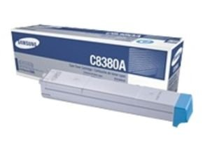 Samsung CLX-C8380A Cyan Laser Toner Cartridge 15,000 Pages