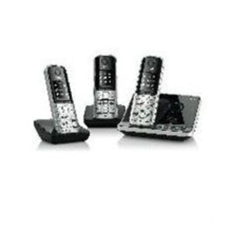 Siemens Gigaset S810a Triple Dect Bluetooth