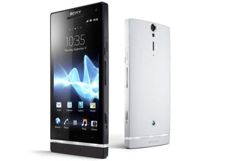 Sony Xperia S - Black - SIM Free - Unlocked