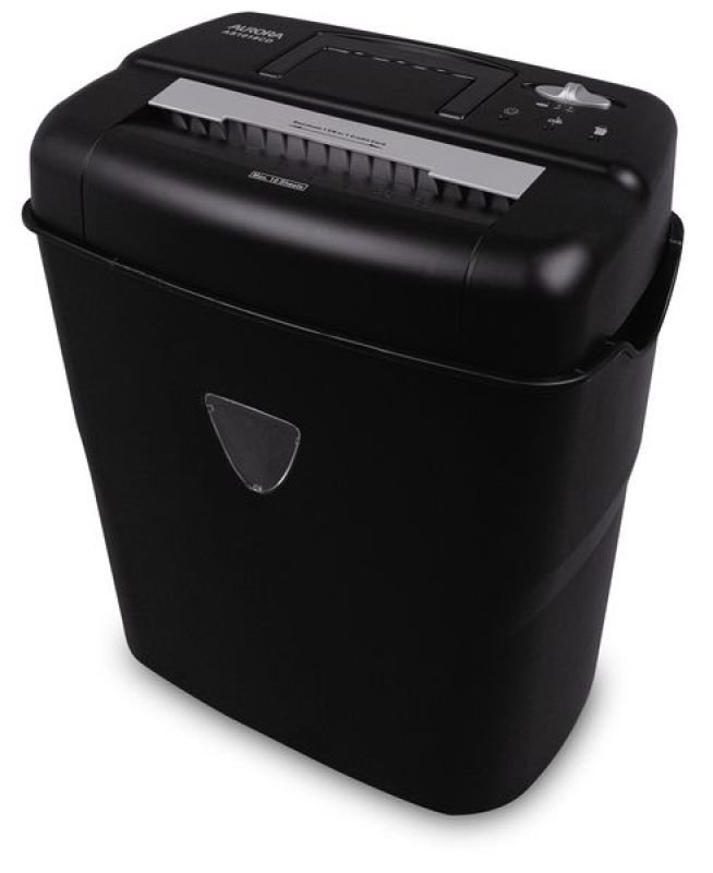 Image of Aurora AS1018CD 10 Sheet Cross Cut Paper Shredder