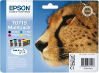 Epson T0715 Multi Ink Cartridge Pack