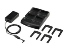 KIT:MC9000 FOUR SLOT BATTERY - CHARGER ES IN
