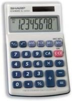 Sharp 8 Digit Hand Held Calculator