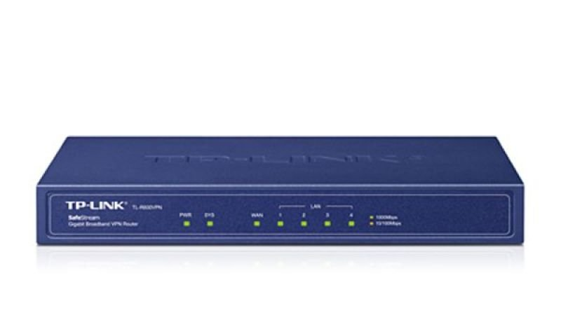 TP-Link Safestream TL-R600VPN Gigabit Broadband VPN Router