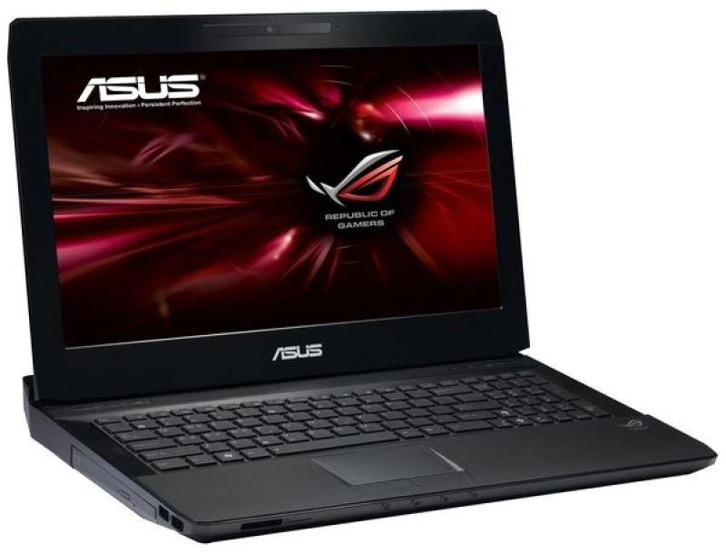 "Asus G53jw Gaming Laptop, Core I7-740qm 1.73ghz, 8gb Ram, 640gb Hdd, 15.6"" Hd 3d,  Blu-ray, Gf Gtx460m, Webcam, Bluetooth, Windows 7 Home Premium 64bit"