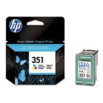 HP 351 Colour Ink Cartridge