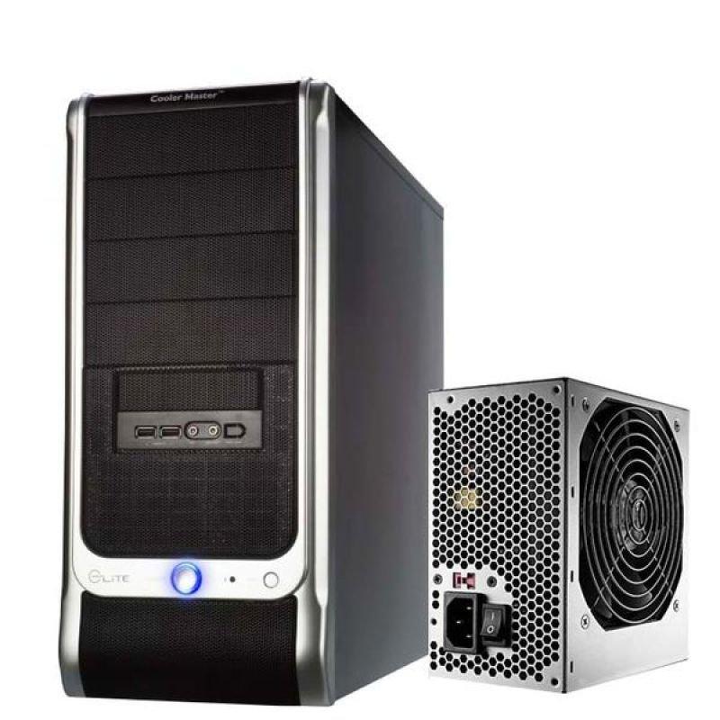 Coolermaster Elite 330 Case With Coolermaster Elite 460W PSU *SPECIAL OFFER*