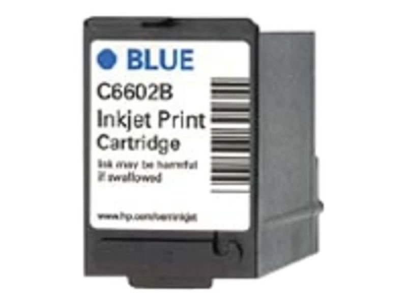 HP TIJ 1.0 Extended Blue Ink Cartridge