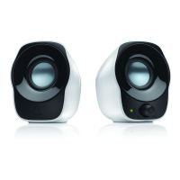 Logitech Z 120 White USB Powered Speakers