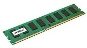 Crucial 2GB DDR3 1600MHz Memory
