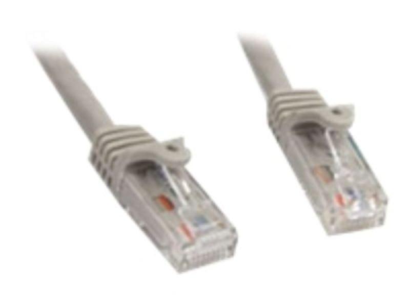 StarTech.com Snagless Cat6 UTP Patch Cable 10.7m Grey