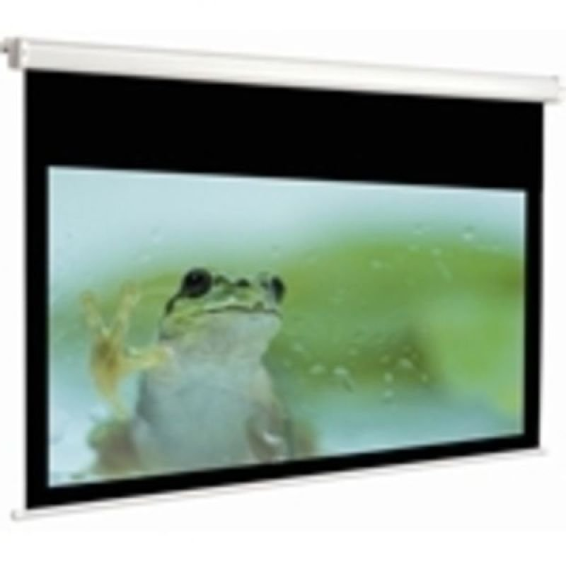 "Image of Euroscreen CEL1617-V-UK Connect Electric Projector Screen 68"" Diagonal"