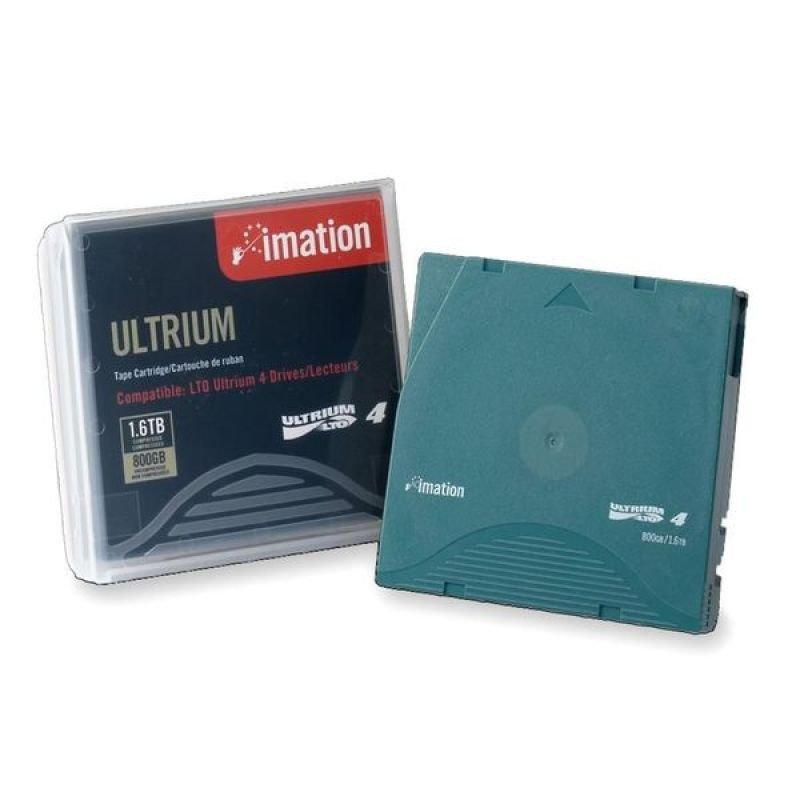 Image of Imation 26598 LTO Ultrium 4 WORM 800-1600GB Backup Media Tape
