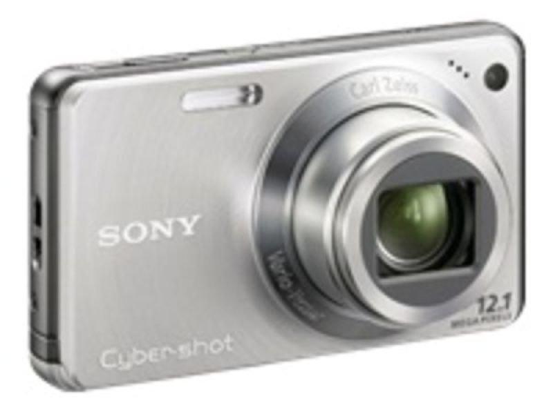 Sony DSC-W270 12.1mp 5x Optical Zoom Digital Camera - Silver