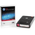 HPE RDX 1TB Removable Backup Media Tape