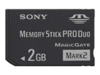 Sony 2GB Memory Stick Pro Duo Mark 2