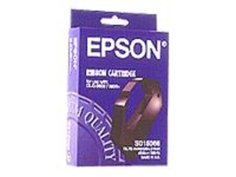 Epson Fabric Black Ribbon Cartridge DLQ-3000 S015066 C13S015066