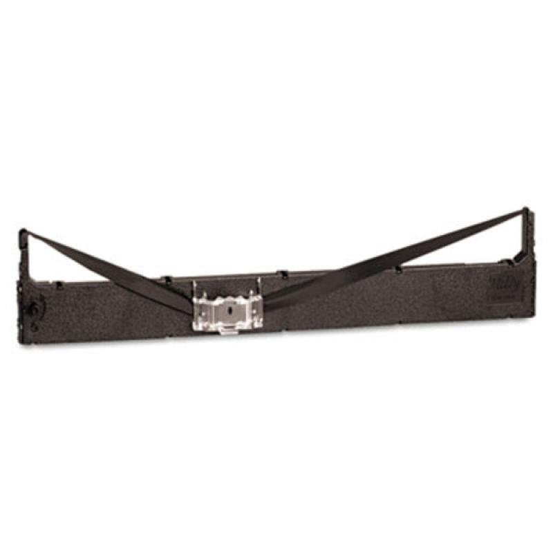 TallyGenicom T2130 Black Fabric Ribbon