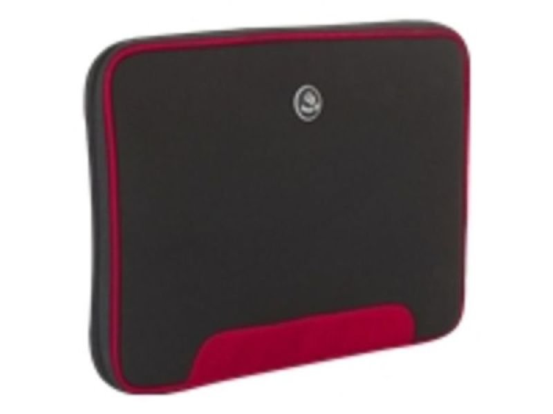 """Image of Tech Air Neoprene Case - For Laptops up to 17.3"""" - Black / Red"""
