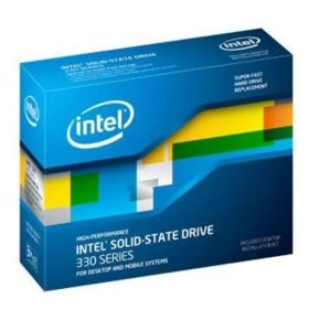 "Intel 60GB 330 Series SSD - SATA-III 2.5"" - Read 500MB/s  Write 400MB/s - Reseller Box"