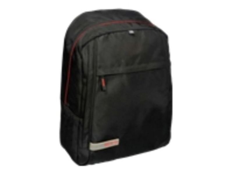 """Image of Tech-Air Z0713 Backpack, For Laptops up to 17.3"""" - Black / Red Interior"""