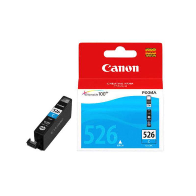 Canon CLI-526C Cyan Ink Cartridge- Blister