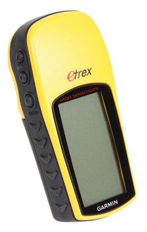 Garmin eTrex H - Outdoor GPS UK & Europe - hiking