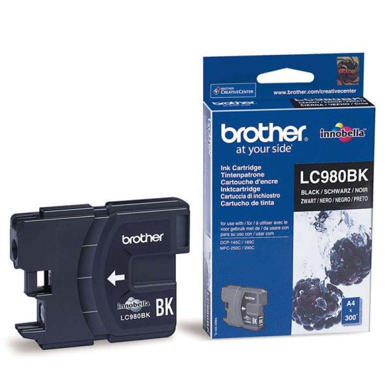 Brother LC980BK Black ink Cartridge