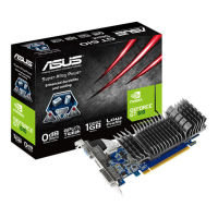 Asus GT 610 1GB DDR3 VGA DVI HDMI PCI-E Graphics Card