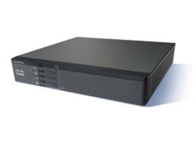 Cisco 860VAE Series Integrated Services Routers