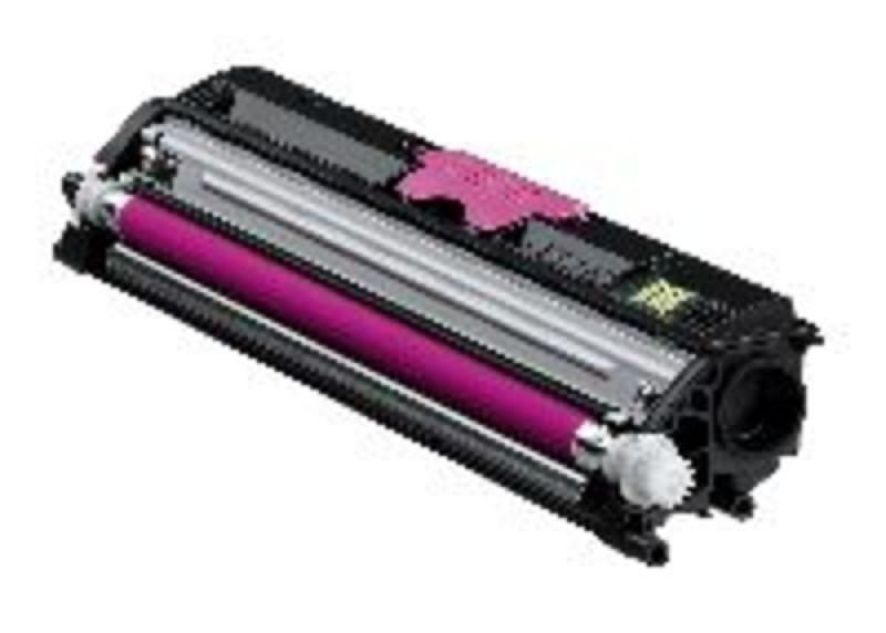 Konica Minolta A0V30CH High Capacity Magenta Toner Cartridge 2500 Pages