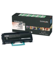 Lexmark 0X264A11G Black Toner Cartridge