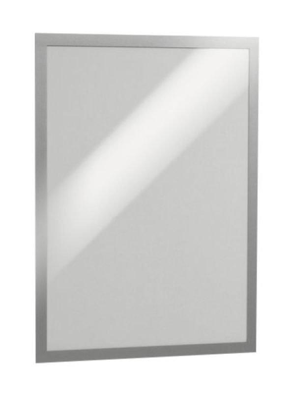 Durable MAGAFRAME A3 Silver 2 Pack