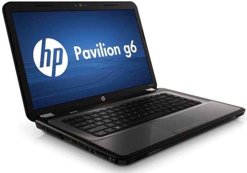 """Hp Pavilion G6-1306ea Laptop, Amd Dc A4-3305m 1.9ghz, 4gb Ram, 1tb Hdd, 15.6"""" Hd Led, Dvdrw, Amd Hd6480g, Webcam, Windows 7 Home Premium 64"""