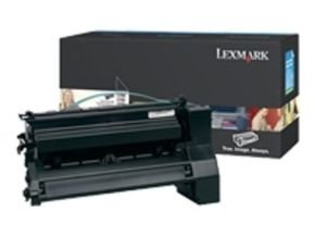 Lexmark - Toner cartridge - 1 x black - 6000 pages - LRP / LCCP - For C78X