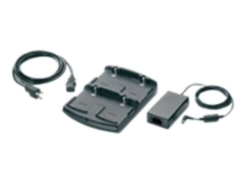 UBC2000 4 SLOT BAT CHARGER - BASE UNIT W/ P/S ES IN