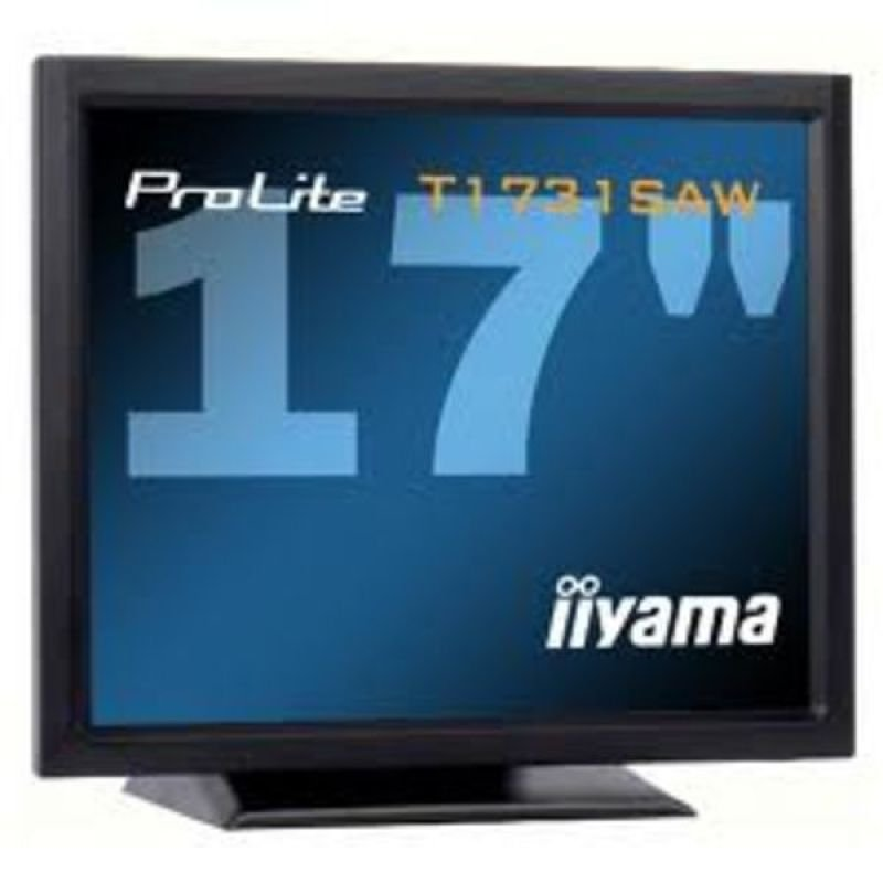 Iiyama ProLite Touch T1731SAW1 17&quot LCD DVi Monitor