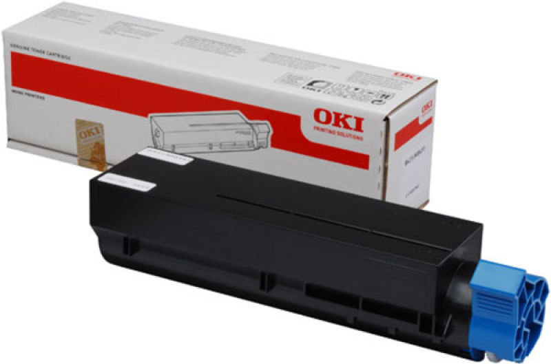 Oki B431 Black Toner Cartridge