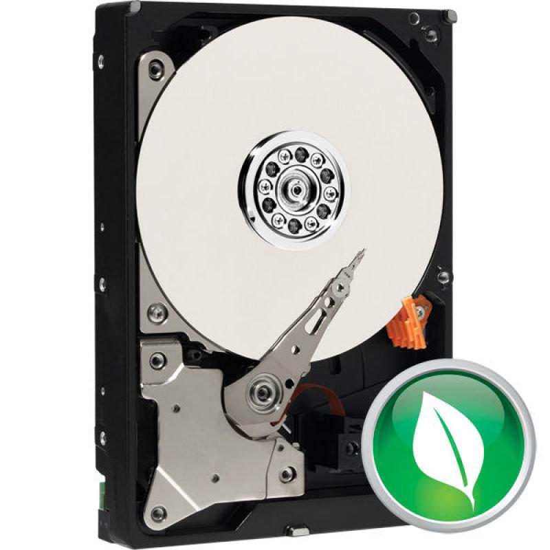 """Western Digital 2TB 3.5"""" Hard Drive SATA-II 7200rpm 32MB Cache - OEM Caviar Green"""