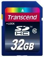 Transcend 32GB Secure Digital High Capacity Card