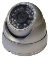 IQCCTV IQC600V 650TVL 20m IR High Resolution Indoor/Outdoor Vandal Resistant Dome Camera