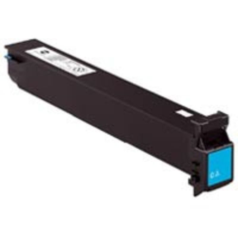 Konica Minolta Cyan Laser Toner Cartridge 20,000 Pages