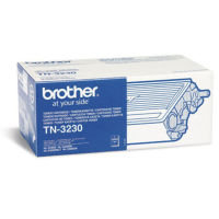 Brother TN-3230 Black Toner cartridge - 3,000 Pages