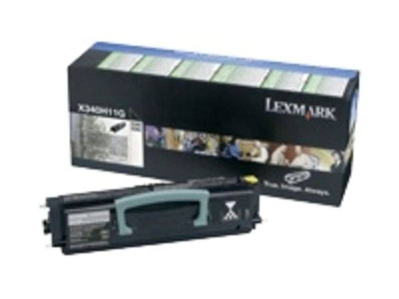 RETURN PROGRAM TONER CARTRIDGE - 2.5K PGS F/ X340/ X342N