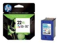 *HP 22XL Tri-Colour Print cartridge
