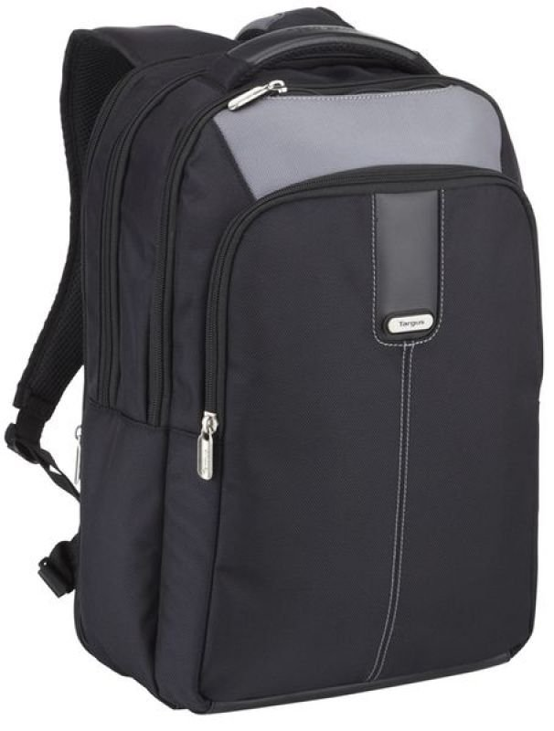 "Image of Targus Transit Backpack For Laptops up to 16"" - Black / Grey"