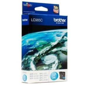 *Brother LC 985C Cyan Ink Cartridge